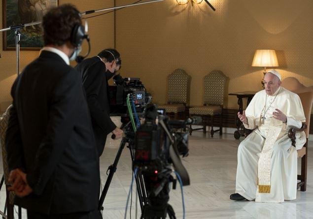Netflix, nuova docu-serie con testimonianza Papa Francesco