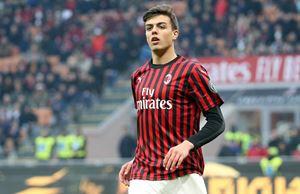 Daniel Maldini, 18 anni (Ansa/Matteo Bazzi)