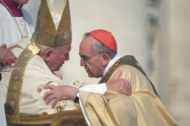 Papa Francesco Vi Racconto San Giovanni Paolo Ii Famiglia