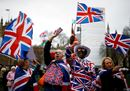 Brexit, le immagini della festa per l'uscita dall'Ue