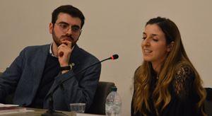 Dario Romano e Claudia Sardo, vincitori ex aequo del Premio internazionale Eugenio Corti 2020