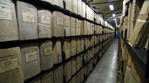 Un'immagine dell'Archivio Segreto Vaticano (Ansa)