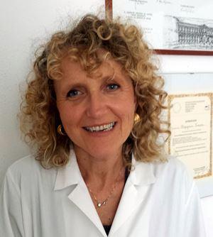 Simona Magagnin, biologa nutrizionista
