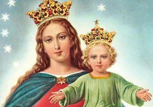 Maria Ausiliatrice, protettrice dei Salesiani