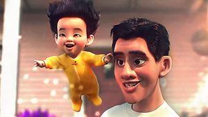 Il corto Pixar Float