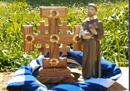 Da padre Leon la preghiera dei Lupetti di Falconara 3