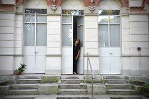 La sede milanese dell'associazione, in via Livigno 3 a Milano.