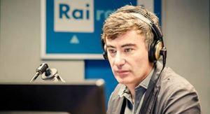 Giorgio Zanchini, 53 anni, giornalista e conduttore radiofonico di Quante storie (Rai Radio 3)