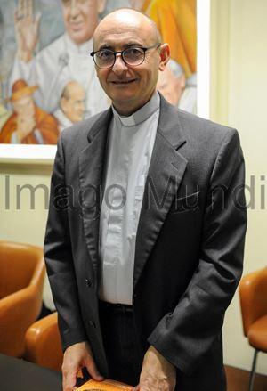 Monsignor Bruno Bignami.