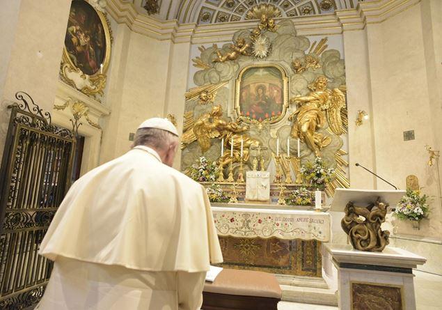 Il 30 maggio Papa Francesco presiede il Rosario a conclusione del mese mariano