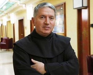 Padre Luigi Gaetani, presidente Cism
