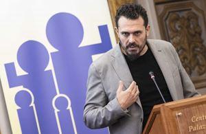 """Gigi De Palo, presidente del Forum delle Associazioni familiari, che da anni promuove l'""""assegno universale"""""""