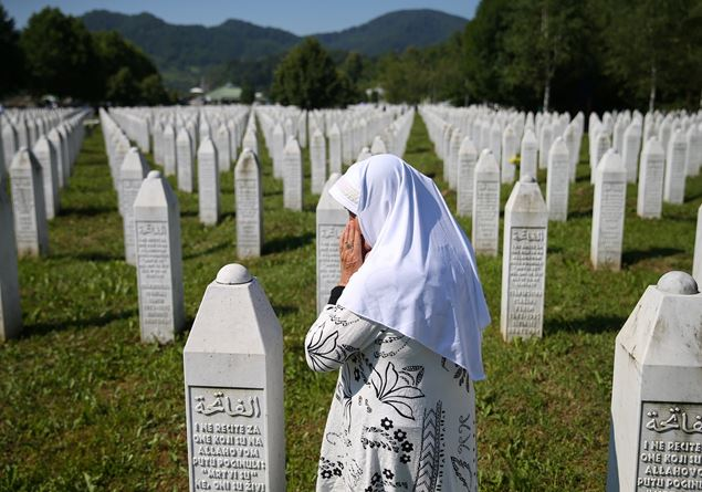 Venticinque anni fa il massacro di Srebrenica