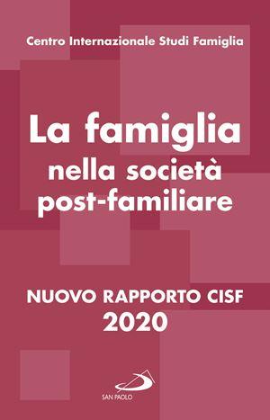 La Copertina del Rapporto Cisf 2020