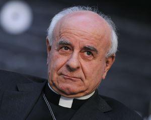 Monsignor Vincenzo Paglia, 75 anni.