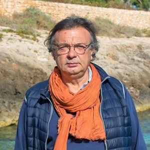 Il sindaco di Lampedusa Totò Martello. Foto in testata: lo sbarco dell'11 luglio © Mauro Seminara / Mediterraneo Cronaca