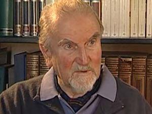 Lo scrittore Eugenio Corti (1921-2014)