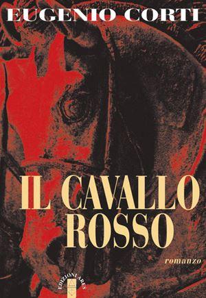 """La copertina della trentaquattresima edizione italiana del romanzo """"Il cavallo rosso"""" pubblicata dalle Edizioni Ares nel 2019"""