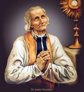 San Giovanni Maria Vienney, il curato d'Ars (Francia, 1786-1859)