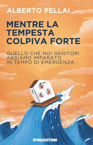 La copertina del suo libro uscito l'8 settembre