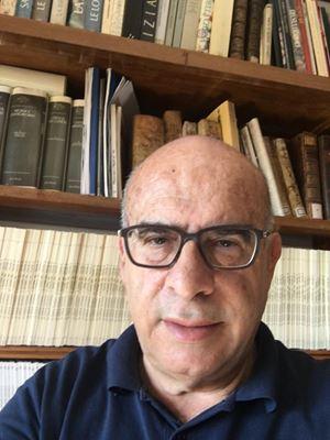 Lo storico gesuita Giovanni Sale.