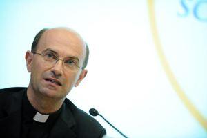 Monsignor Stefano Russo, Segretario Generale della Cei.