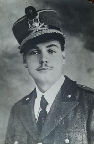 il sergente Raffaele Cecchetti