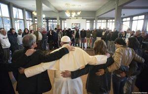 Tutte le fotografie di questo servizio sono dell'Osservatore Romano/Vatican News