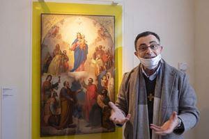 Il salesiano Michael Pace, 57 anni (anche in copertina) accompagna giornalista e fotoreporter di Maria con Te e Famiglia Cristiana. Foto Paolo Siccardi/Walkabout.