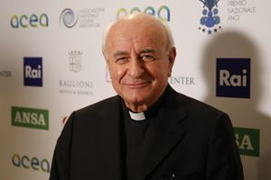 Il presidente della Pontificia Accademia per la Vita, mons. Vincenzo Paglia