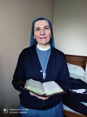 Suor Piera Moretti, 59 anni