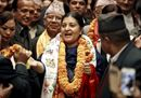RTX1TM9U Bidhya Devi Bhandari Presidente Nepal.jpg