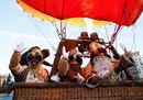 Dai Magi in mongolfiera (causa pandemia) alle celebrazioni ortodosse, la festa dell'Epifania nel mondo