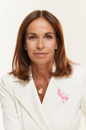 Cristina Parodi, testimonial di Airc