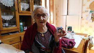 Maria Quarracino. Nella foto in alto, Maria Rosaria Guglielmelli