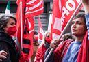 L'Italia in piazza per manifestare solidarietà alla Cgil