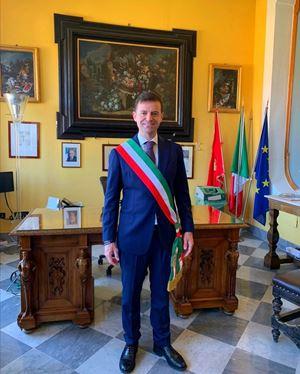 Il sindaco Massimo Coppola.