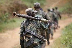 Militari congolesi nel Nord Kivu.