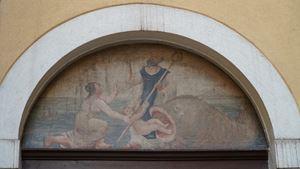Il miracolo di Sant'Antonio Abate.