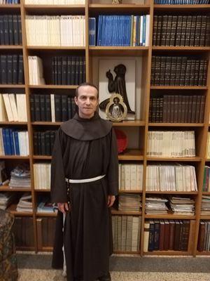 Padre Stefano Cecchin, 56 anni, mariologo e presidente della Pontificia Academia mariana internationalis (Pami).