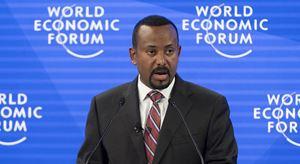 Il premier etiope Abiy Ahmed Ali.