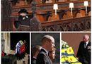 La solitudine della Regina, il sobrio cerimoniale, le immagini del funerale di Filippo