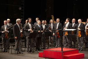 Riccardo Muti con i Wiener Philarmoniker a Ravenna (foto @SilviaLelli)