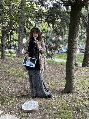 La giornalistaAnna Zafesova