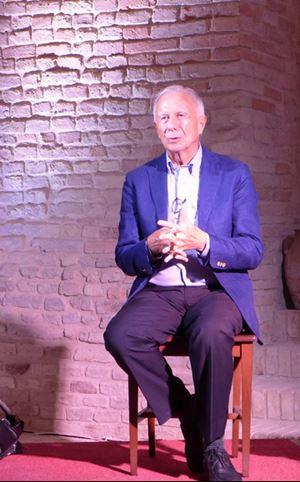 Il biblista Alberto Maggi, frate dell'Ordine dei Servi di Maria