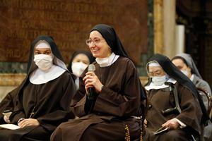 Suor Paola. Foto: Maria Elefante per Famiglia Cristiana