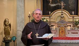 Monsignor Vittorio Francesco Viola, 55 anni.
