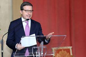 Il giornalista Ignazio Ingrao (Roma, 29 novembre 1969), vaticanista del Tg1