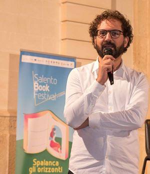 L'ideatore e direttore del Festival, Gianpiero Pisanello