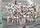 Olimpiadi di Tokyo: la sfilata con le bandiere